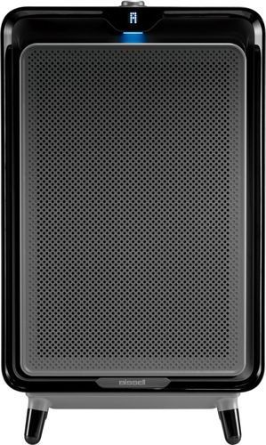 BISSEll   air220 Air Purifier with HEPA Filter   Black Gray