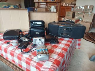 Stereo  Cameras and Rechargeable Batteries
