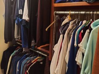 All Remaining Clothes in Closet   Over 100 Pieces