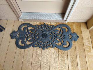 Rubber Decorative Mat