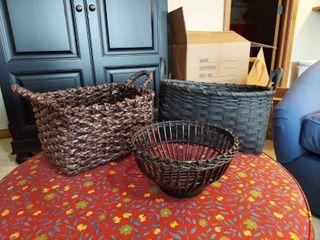 3 Baskets