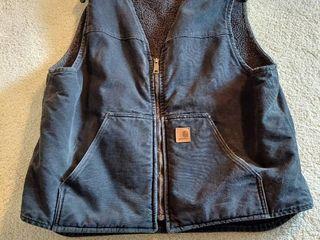Carhartt Vest   Size Xl