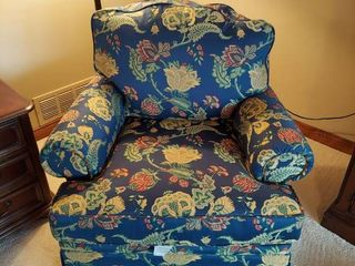 Chair Made by Wesley Hall