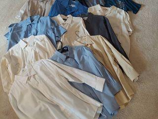Dress Shirts   Size Xl