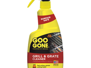 Goo Gone Grill   Grate Cleaner and Degreaser   24 Ounce