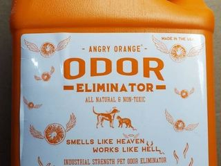 Angry Orange Ready to use Citrus Pet Odor Eliminator