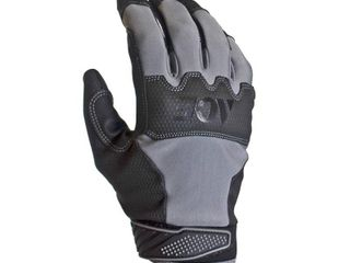 Ace Extreme Men s Indoor Outdoor Synthetic leather Work Gloves Black l