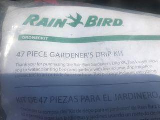Rainbird 47 piece gardeners Dripset