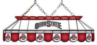 Ohio State light Missing 3 5 Glass panel  Untested
