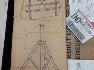 Tilting Tv Mount with Portable Tripod Stand Missing Mount