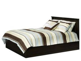 Mainstays Storage Bed Headboard  BOX 1 OF 2