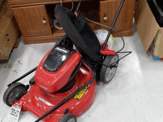 Mower and Sprayer  Mower is Missing Battery  Untested