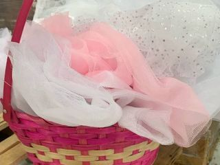 Pink Basket   Tutu Bundle