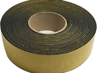 Everbilt Self adhering Insulation Tape  30 linear Ft  1 8  Thick X 2  Wide