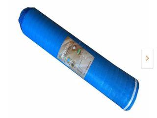 Dekorman Wood Floor Underlay Pallet of 8 Rolls 3mm laminate Flooring Blue Foam Underlayment  3mm Thick x 3 3 ft  W x 30 5 ft  l  100 sq  ft    roll