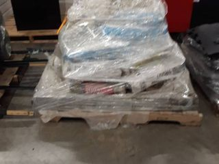 Multiples Pallet of Play Sand and Cement
