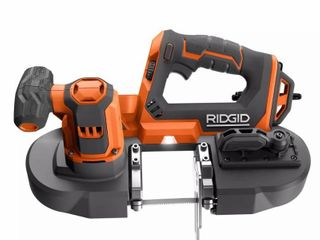 RIDGID 18 Volt Compact Band Saw  Tool Only