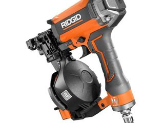 RIDGID 15A 1 3 4 in  Coil Roofing Nailer