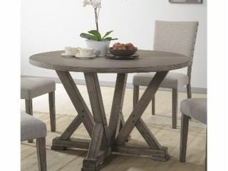 Best Master Furniture Anna 47 in  Round Dining Table Base
