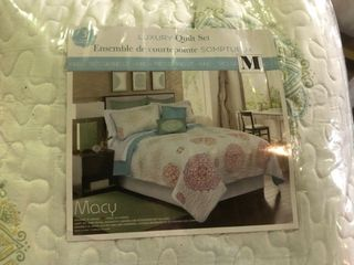 Macy Quilt Set by Safdie and Co
