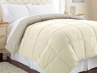 pAlt Down Twin reversible comforter Ivory Atmosphere