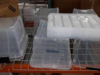 Iris Plastic Container s