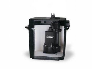 Simer 2925B Sump laundry Sink Pump