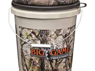 Big Game Treestands Spin Top Bucket