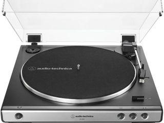 Audio Technica   Stereo Turntable   Black Gunmetal