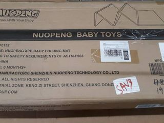 NUOPENG BABY TOYS