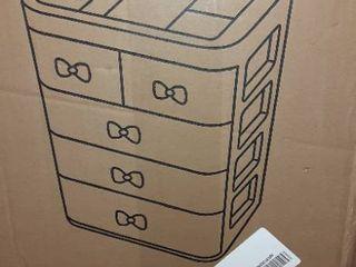Organized shelf storage