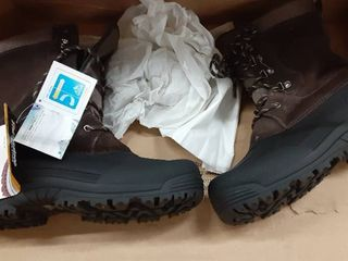 3MTHINSUlATE INSUlATION Boots size 12