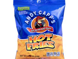 Andy Capps Hot Fries  85 oz  72 Count
