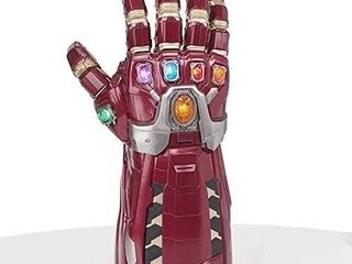 Avengers Marvel legends Series Endgame Power Gauntlet Articulated Electronic Fist Brown 18 years and up