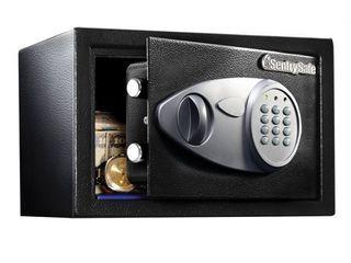 SentrySafe X041E 0 4 Cubic Foot Security Safe  Black