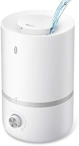 TaoTronics Humidifiers  Top Fill Humidifiers with Essential Oils Tray  3l Cool Mist Humidifier  Humidifiers for Bedroom  Home Office  Humidifier and Diffuser in one  Sleep Mode  Auto Shut Off