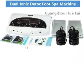 Ionic Detox Foot Machine Detox Foot Spa HK 805C