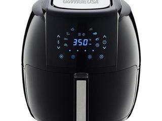 GoWISE USA 5 5 liter 8 in 1 Electric Air Fryer
