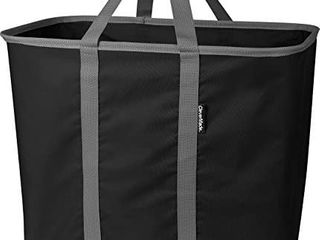 Clevermade Collapsible laundry Tote large Foldable Clothes Hamper Bag laundry 7