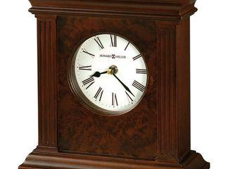 Howard Miller Mantel Clock Keepsake Wood   Metal Urn  Retail 109 00