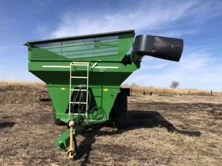 510 EZ Trail grain cart
