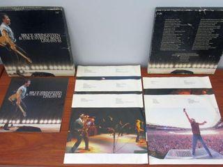 Bruce Springsteen live 5 lP Box Set