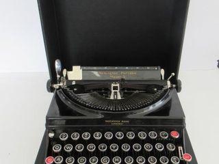 Remington Rand Portable Model 5 Typewriter c 1930s