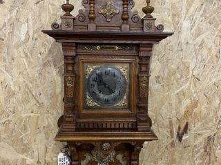 Gustav Becker Wall Clock  Germany