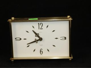 Birks Desk Clock   Works