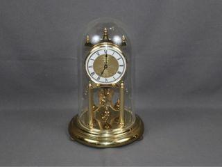 Anniversary Clock by Kienunger   Oberfell Germany