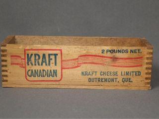 Kraft Cheese Box