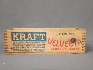 Kraft Velveeta Box