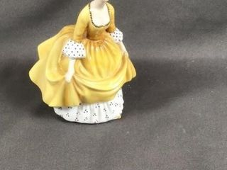 Royal Doulton Figurine Coralie