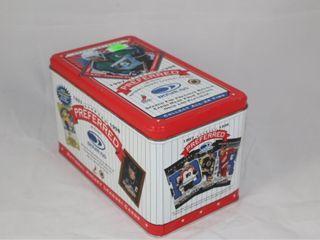 Tin of Hockey Cards